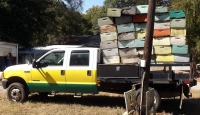 Beekeeping Trucks Solar Honey House and Field Equipment